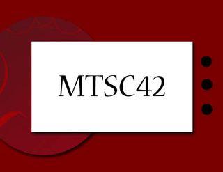 MTSC42